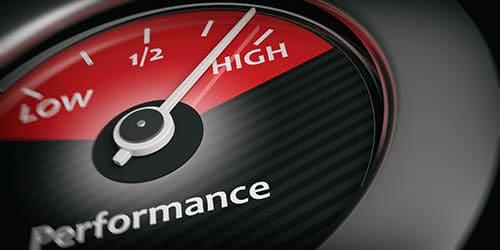 Konzeptbild Autotacho: SEO Verbesserung durch Performance